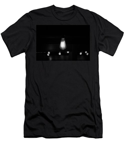 Bare Bulb Men's T-Shirt (Athletic Fit)
