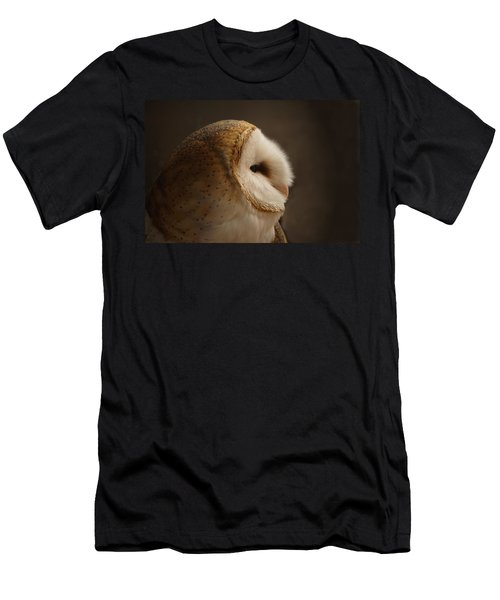 Barn Owl 3 Men's T-Shirt (Athletic Fit)