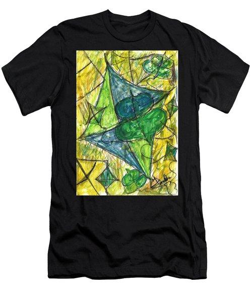 Basant I Men's T-Shirt (Athletic Fit)