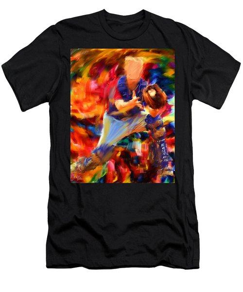 Baseball II Men's T-Shirt (Athletic Fit)