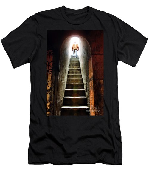 Basement Exit Men's T-Shirt (Athletic Fit)