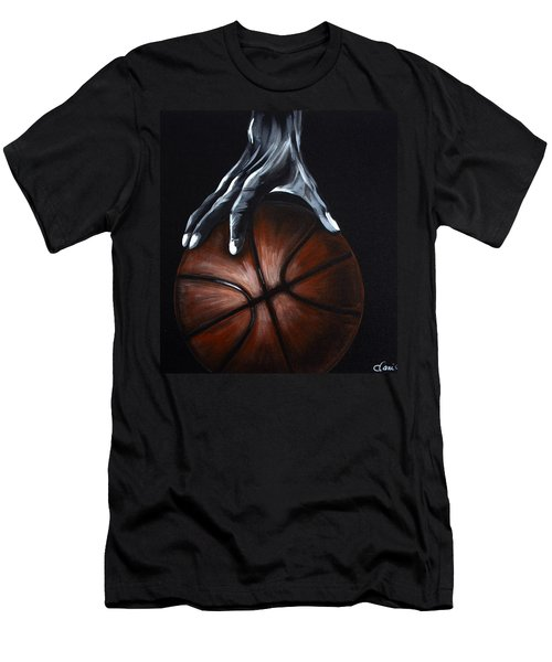 Basketball Legend Men's T-Shirt (Athletic Fit)