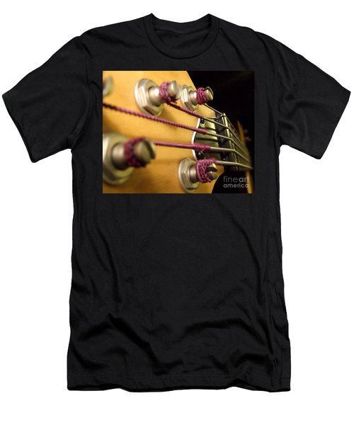 Men's T-Shirt (Slim Fit) featuring the photograph Bass II by Andrea Anderegg