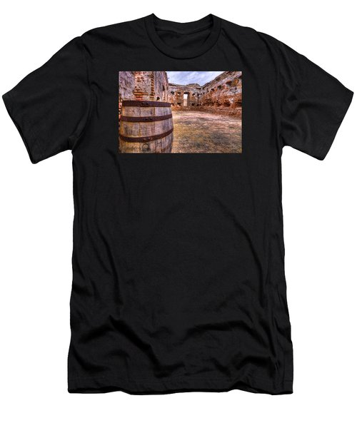 Battalion Barrell Men's T-Shirt (Athletic Fit)