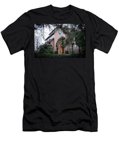 Baughman Center  Men's T-Shirt (Athletic Fit)
