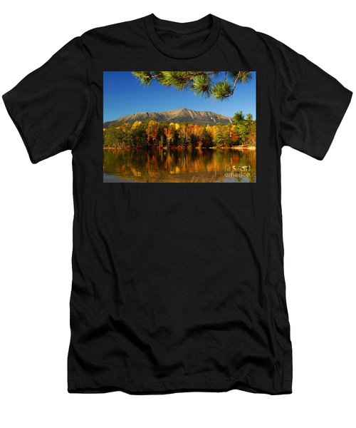 Baxter Fall Reflections  Men's T-Shirt (Athletic Fit)