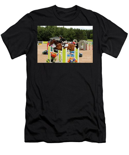 Bay Show Jumper Men's T-Shirt (Athletic Fit)