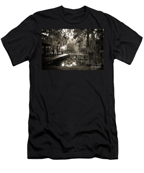 Bayou Evening Men's T-Shirt (Athletic Fit)