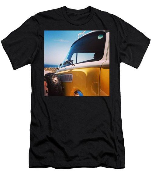 Beach Bug Men's T-Shirt (Athletic Fit)