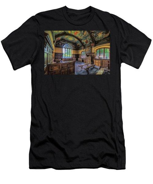 Beautiful 17th Century Chapel Men's T-Shirt (Athletic Fit)