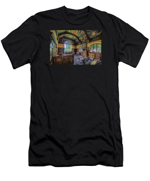 Beautiful 17th Century Chapel Men's T-Shirt (Athletic Fit)