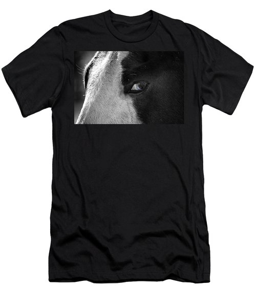 Beautiful Blind Soul Horse Men's T-Shirt (Athletic Fit)