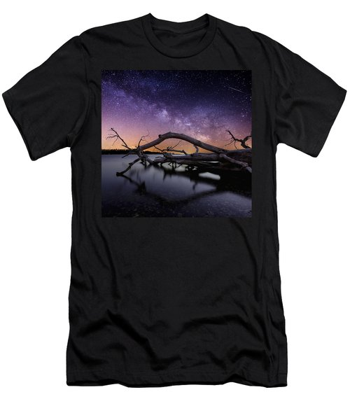 Beautiful Chaos Men's T-Shirt (Athletic Fit)