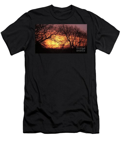 Beautiful Dawn Men's T-Shirt (Athletic Fit)