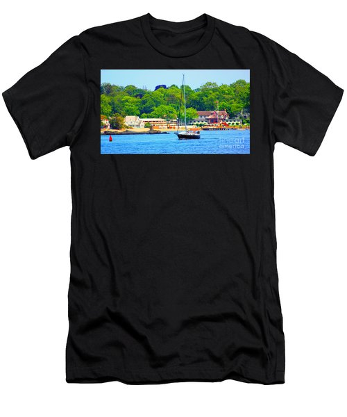 Beautiful Day For Sailing Men's T-Shirt (Athletic Fit)
