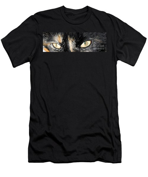Beautiful Eyes Men's T-Shirt (Athletic Fit)