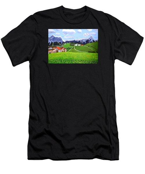Beautiful Norway Men's T-Shirt (Athletic Fit)