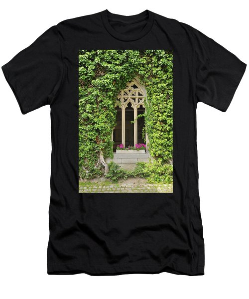 Beautiful Old Window Men's T-Shirt (Athletic Fit)