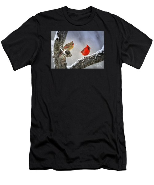 Beautiful Together Men's T-Shirt (Athletic Fit)