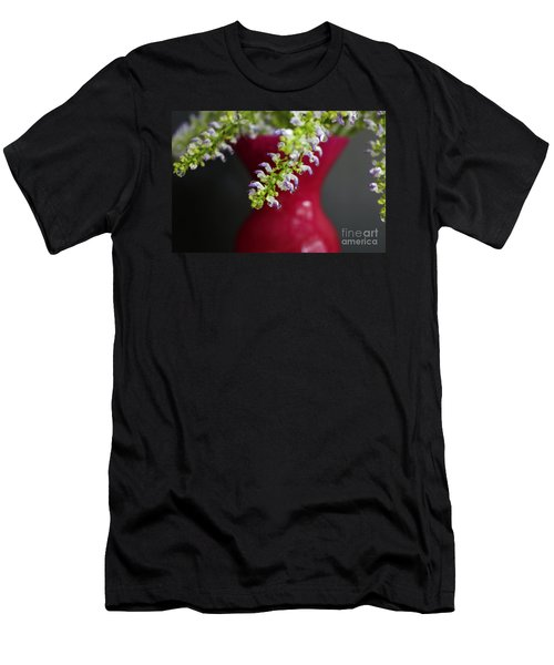 Men's T-Shirt (Slim Fit) featuring the photograph Beauty Hangs In The Balance by Ella Kaye Dickey