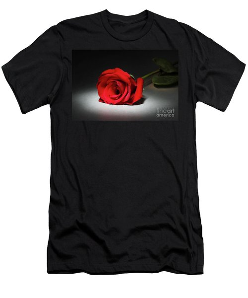 Beauty In The Spotlight Men's T-Shirt (Athletic Fit)