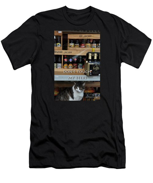 Beers Warden Men's T-Shirt (Athletic Fit)