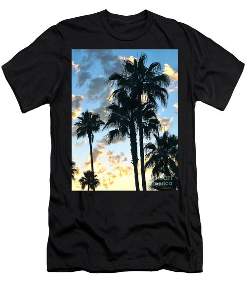 Before The Dusk Men's T-Shirt (Slim Fit) by Gem S Visionary