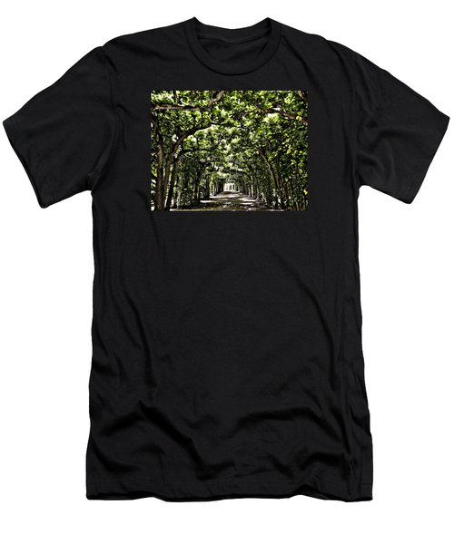 Men's T-Shirt (Slim Fit) featuring the photograph Believes ... by Juergen Weiss