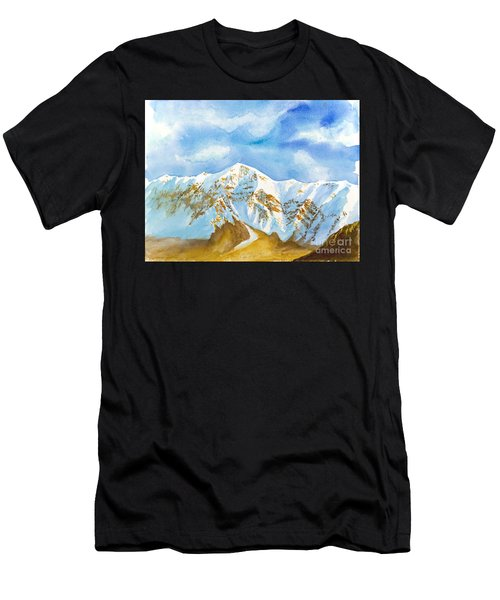 Ben Lomond Men's T-Shirt (Athletic Fit)