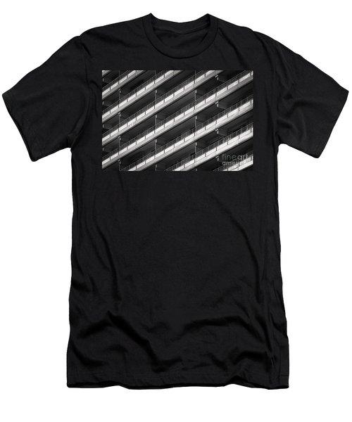 Berlin Balconies Men's T-Shirt (Athletic Fit)