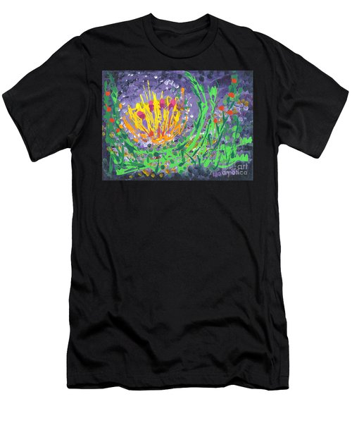 Berries And Brambles Men's T-Shirt (Athletic Fit)