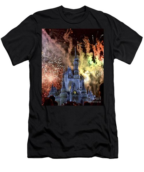Holiday Magic Men's T-Shirt (Athletic Fit)
