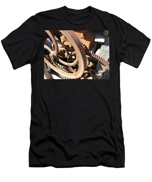Better Days Men's T-Shirt (Slim Fit) by Caryl J Bohn
