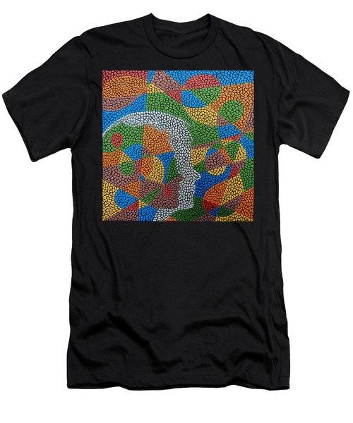 Better Half Men's T-Shirt (Athletic Fit)