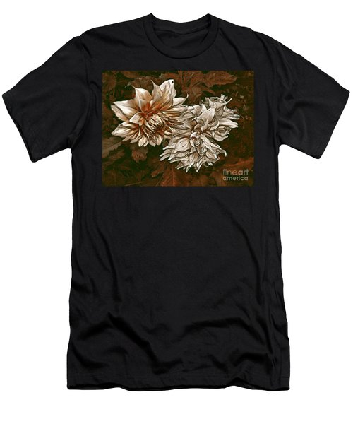 Men's T-Shirt (Slim Fit) featuring the photograph Betty's Beauty 1 by Don Wright