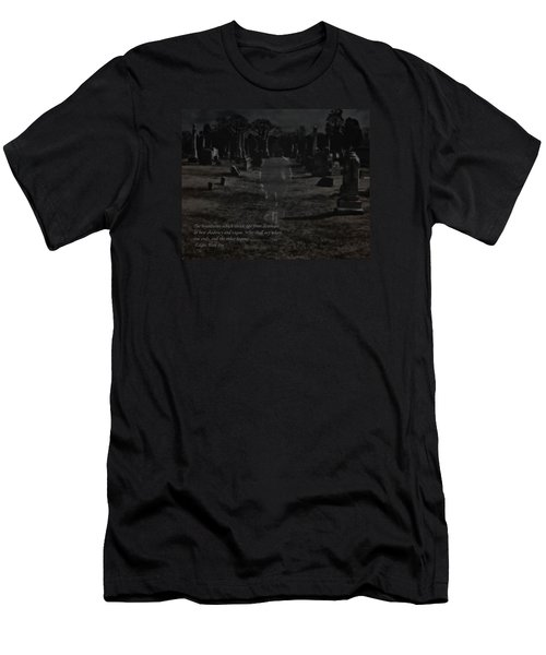 Between Life And Death Men's T-Shirt (Athletic Fit)