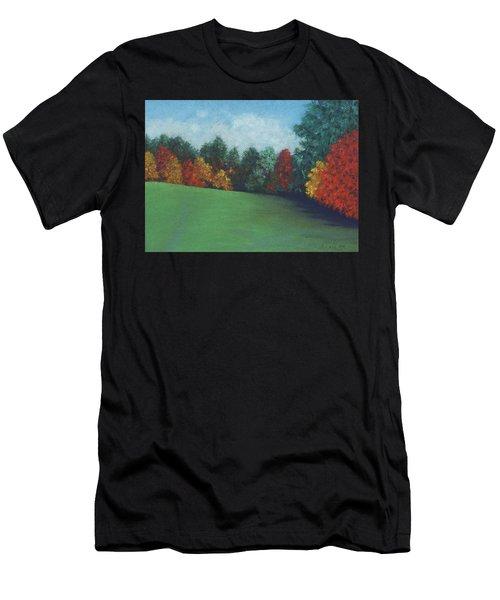 Between The Rainstorms Men's T-Shirt (Athletic Fit)