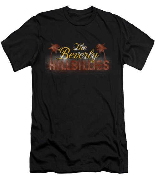 Beverly Hillbillies - Dirty Billies Men's T-Shirt (Athletic Fit)