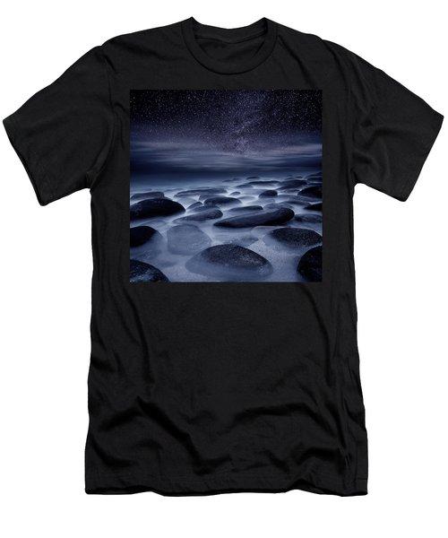 Beyond Our Imagination Men's T-Shirt (Athletic Fit)