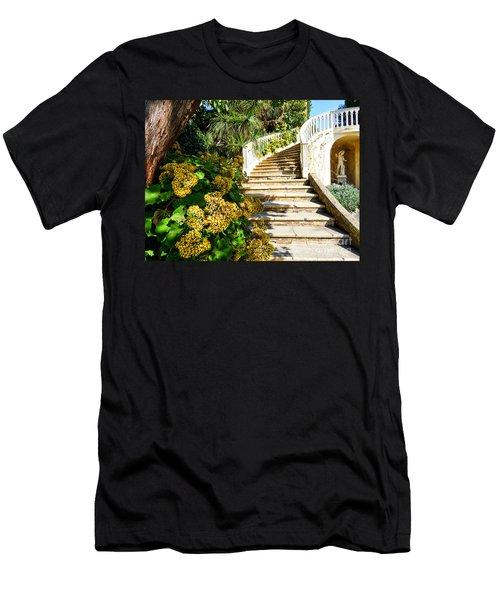 Bienvenue Men's T-Shirt (Athletic Fit)