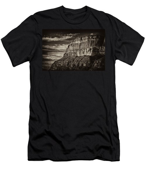 Big Bend Cliffs Men's T-Shirt (Athletic Fit)
