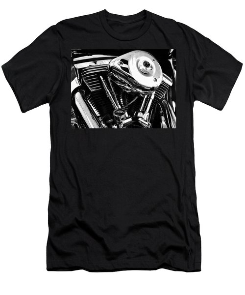 Big V2 Men's T-Shirt (Athletic Fit)