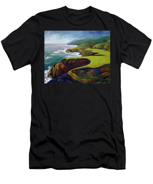 Big Sur 2 Men's T-Shirt (Athletic Fit)