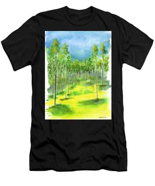 Birch Glen Men's T-Shirt (Athletic Fit)