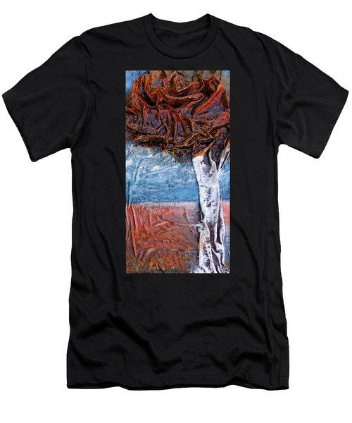 Birch Tree Men's T-Shirt (Athletic Fit)