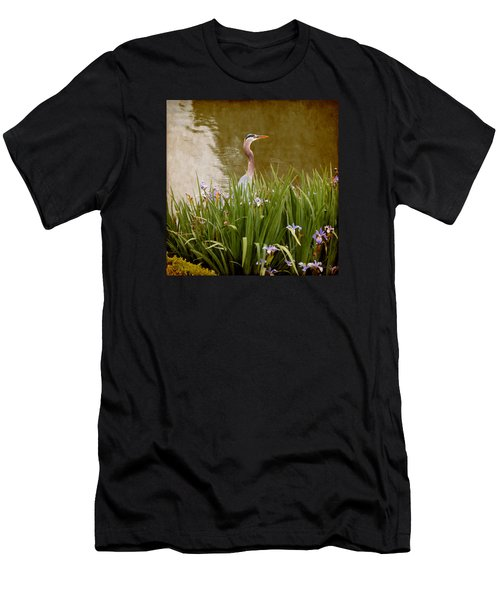 Bird In The Water Men's T-Shirt (Athletic Fit)
