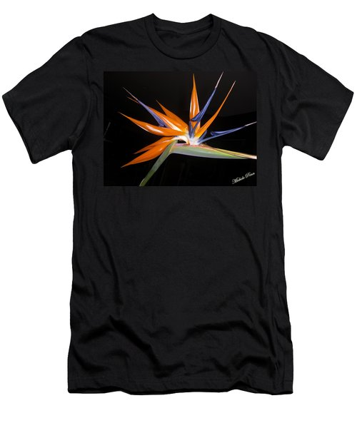 Bird Of Paradise Beauty 4 Men's T-Shirt (Athletic Fit)