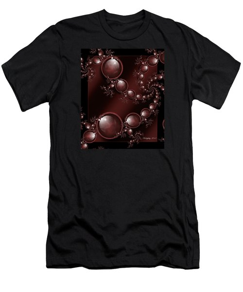 Black Cherry Men's T-Shirt (Athletic Fit)