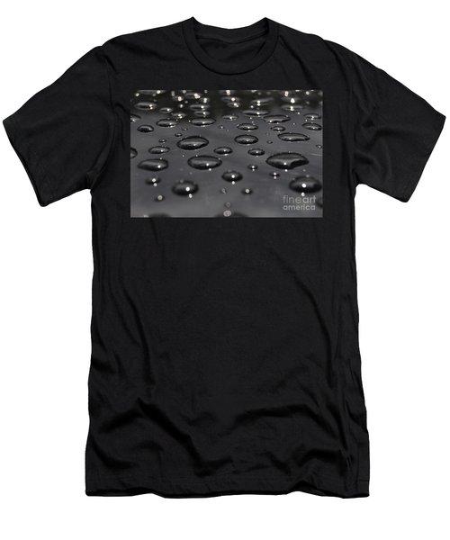 Black Rain Men's T-Shirt (Athletic Fit)