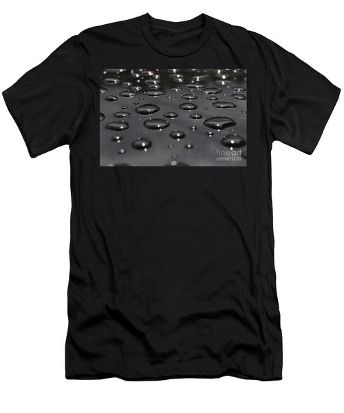 Black Rain Men's T-Shirt (Athletic Fit)